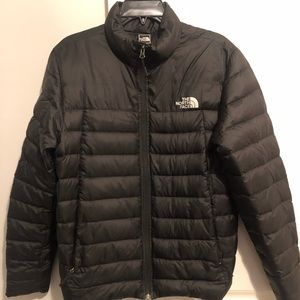 Men's North Face Black Jacket Size Small